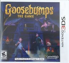 Goosebumps: The Game (Nintendo 3DS, 2015) (4953-SM77)