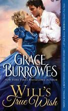 Will's True Wish: By Burrowes, Grace