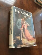 The Rainbow, D. H. Lawrence, 1st Edition, First Printing British 1915 1 Of 300
