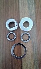 Cycle Bike standard Bottom Bracket Cups and Bearing set and lock ring 5 piece