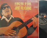 JOSE FELICIANO - A Bag Full Of Soul - VINYL LP