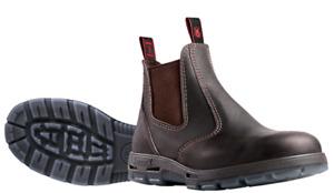 Redback Soft Toe Bobcat Ubok Size 10