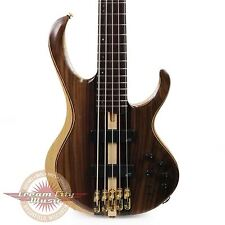 Brand New Ibanez BTB Premium 5 String Electric Bass in Natural Low Gloss