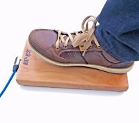 STOMP BOX, FOOT PERCUSSION, STOMPER, FOOT DRUM. PRO QUALITY.