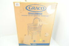 Graco Sense2Snooze Baby Bassinet w Cry Detection Technology Ellison 2110662
