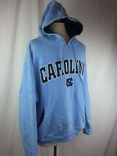 Champs Sports North Carolina Tar Heels Blue Hoodie Sweatshirt Men's XL