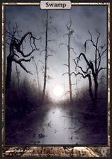 1x Swamp (138) Light Play, English Unhinged MTG Magic