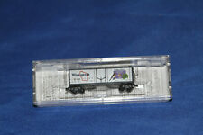 Z Scale Mtl Micro Trains 40' Standard Box Car Wisconson 50200510