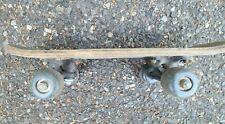 """Vintage Wooden Skateboard 17 1/4"""" x 5"""""""