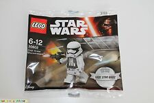 LEGO® STAR WARS™ 30602 First Order Stormtrooper™ - NEU & OVP -