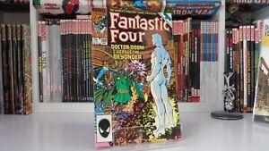 Marvel Fantastic Four #288 1986