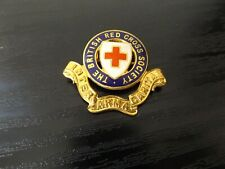 More details for 9 x various red cross badges