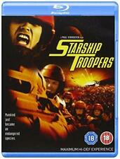 Starship Troopers [Blu-ray], Very Good DVD, Casper Van Dien, Eric Bruskotter, Jo
