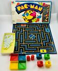 1982 Pac-man Board Game Milton Bradley Red Complete Good Cond FREE SHIP