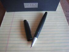 Lamy 2000 Fountain Pen w/ 14K Fine Nib