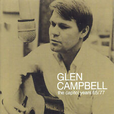 Glen Campbell - Capitol Years 1965-77 [New CD] UK - Import