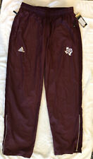 Texas A&M Adidas Woven Pant Mens Large
