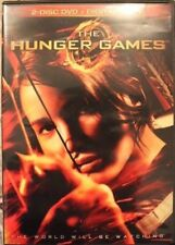 The Hunger Games (DVD, 2012, 2-Disc Set Without Digital Copy, Wide-Screen)