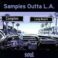 Samples Outta L.A. - Soul - Various Artists (NEW CD)