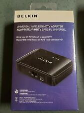BELKIN UNIVERSAL WIRELESS HDTV ADAPTER - F7D4555tt