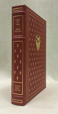 New listing Gods of War John Toland Franklin Library Signed First Edition Leather