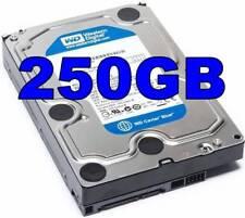 """WD 250GB 3.5"""" Inch PC/Desktop SATA HDD Internal/Int Hard Disk/Disc Drive HD"""