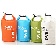 Sport Rucksack Tasche Duffle Bag Beutel Seesack Packsack Wasserdicht Wasserfest