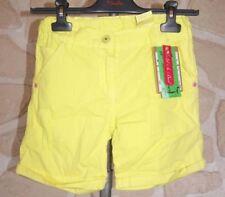short jaune fluo neuf taille 16 ans marque Knot So Bad étiqueté à 15,95€ (b)