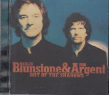Colin Blunstone & Rod Argent Out Of The Shadows CD +  Sanctuary 3 Track Single