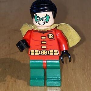 Lego Robin - Very Short Cape sh112a   Minifigures: Super Heroes