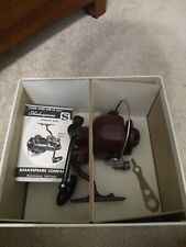Shakespeare fishing reel 2081 in box with brochure. New condition