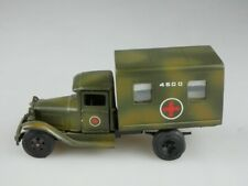Novoexport 1/43 Gaz AA Ford Koffer Rotkreuz Militär DDR cccp USSR o. Box 515929