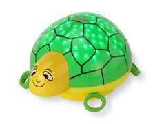 ANSMANN Sternenlicht Schildkröte grün / gelb