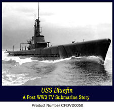 """Submarine Story created Post WW2 - """"Pursue and Destroy""""  Free Shipping US"""