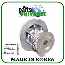 Water Pump for Chevy Chevrolet Optra Design Part: 96499089