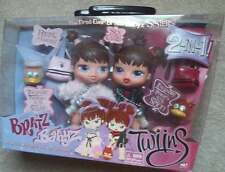 Bratz Dolls babyz twinz Phoebe and Roxxi New NIB Unopened Hard to Find