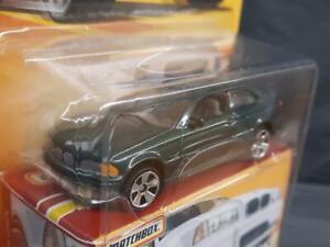 2005 Matchbox Superfast #71, BMW 328i Coupe, 1 of 8,000, Green,  MOC! F4