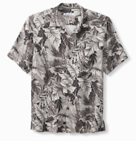 Tommy Bahama Men's Shadow Toucan Camp Short Sleeve Button-Up Shirt NWT