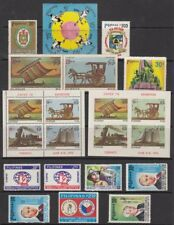 (RP78) PHILIPPINES - 1978 COMPLETE STAMP SETS + S/S. MUH