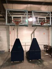 Schelde Little Sam Pro Basketball Goal, Backboard and Frame - Atlanta