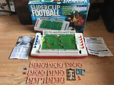 TOMY SUPER CUP FOOTBALL - Full Working  - Retro 80s -