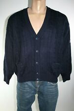 NAVIGARE MAGLIONE CARDIGAN UOMO TG. L MAN CASUAL VINTAGE SWEATER A3206