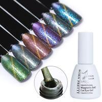 10ml Chamäleon Cat Eye Magnetic Gellack Soak Off UV Gel Nagellack BORN PRETTY