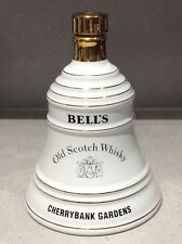 Bells Cherrybank Gardensl scotch whisky decanter / bottle