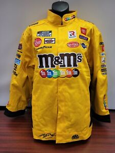 Kyle Busch #18 M&Ms 2020 Youth Replica Uniform Pit Jacket