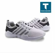 Sydney Womens Fashion Sneakers Rubber Shoes - (WHITE) - Size  37