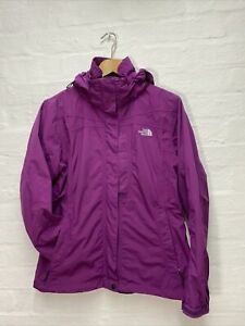 AC40 The North Face Womans Large 2 in 1 Jacket With Liner Pink