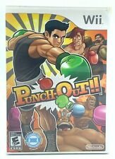 Punch-Out!! (Nintendo Wii, 2009) Complete With Manual CIB Tested And Working