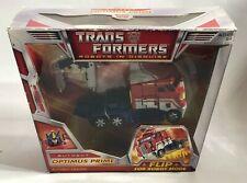 Transformers Classics Optimus Prime Voyager Class 2006 COMPLETE BOX