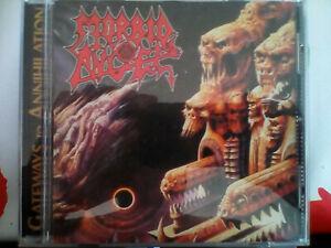 Morbid Angel – Gateways To Annihilation Earache – MOSH 235 CD